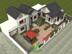 Thủ tục xin giấy phép xây dựng nhà, Cấp giấy phép xây dựng, Công ty Badosa, Hồ sơ xin giấy phép xây dựng, Luật Xây Dựng