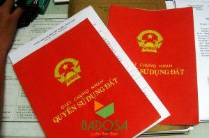 tách sổ đỏ, sổ đỏ, quy trình tách sổ đỏ, tách sổ đỏ đúng quy trình, giấy chứng nhận việc xây dựng nhà ở