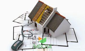 Hoàn công nhà ở, Thủ tục hoàn công nhà, Thủ tục pháp lý, Công ty Badosa, Bản vẽ hoàn công