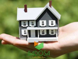 Mua nhà chưa hoàn công, Badosa, Giấy chứng nhận quyền sở hữu căn nhà, Hoàn công nhà ở, Hoàn công theo đúng quy trình, Nhà chưa hoàn công