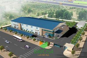 Hồ sơ hoàn công, Hồ sơ hoàn công nhà xưởng KCN Tân Bình, Giấy phép xây dựng công trình nhà xưởng, Bản vẽ thiết kế công trình nhà xưởng, Bản vẽ hoàn công nhà xưởng