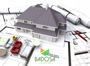 Thủ tục hoàn công khu dân cư ở Long An, Thủ tục hoàn công khu dân cư, Bản vẽ hoàn công công trình xây dựng, Bản vẽ xin phép xây dựng, Thủ tục hoàn công, Badosa