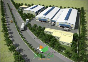 Thủ tục hoàn công nhà trong đất khu công nghiệp, Thủ tục hoàn công nhà, Giấy tờ chứng nhận quyền sở hữu đất, Bản vẽ công trình, Badosa, Thủ tục hoàn công