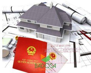 Cách làm hồ sơ hoàn công xây dựng, Hoàn công xây dựng, Hồ sơ hoàn công xây dựng, Giấy phép xây dựng, Bản vẽ hoàn công công trình xây dựng, Dịch vụ Badosa, Tư vấn pháp lý Badosa