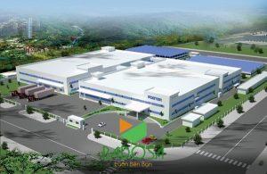 Thủ tục hoàn công nhà xưởng trong khu công nghiệp, Hồ sơ hoàn công, Bản vẽ hoàn công, Thủ tục hoàn công nhà xưởng, Badosa