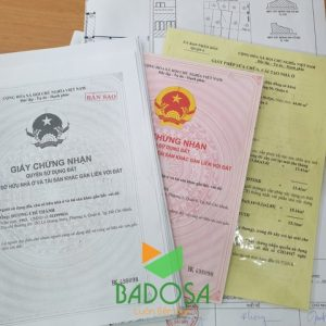 Hồ sơ hoàn công quận Tân Phú, Hồ sơ hoàn công, Thủ tục hoàn công nhà ở, Giấy chứng nhận quyền sử dụng đất, Bản vẽ hoàn công