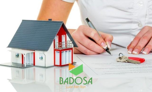 Hoàn công nhà ở, Thủ tục hoàn công nhà ở riêng lẻ, Giấy phép xây dựng, Badosa công ty chuyên dịch vụ hoàn công nhà xưởng,