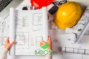 Hoàn công công trình xây dựng, Hoàn công, Giấy phép xây dựng, Thủ tục xin cấp sổ đỏ, Bản vẽ hoàn công, Dịch vụ nhà đất Badosa